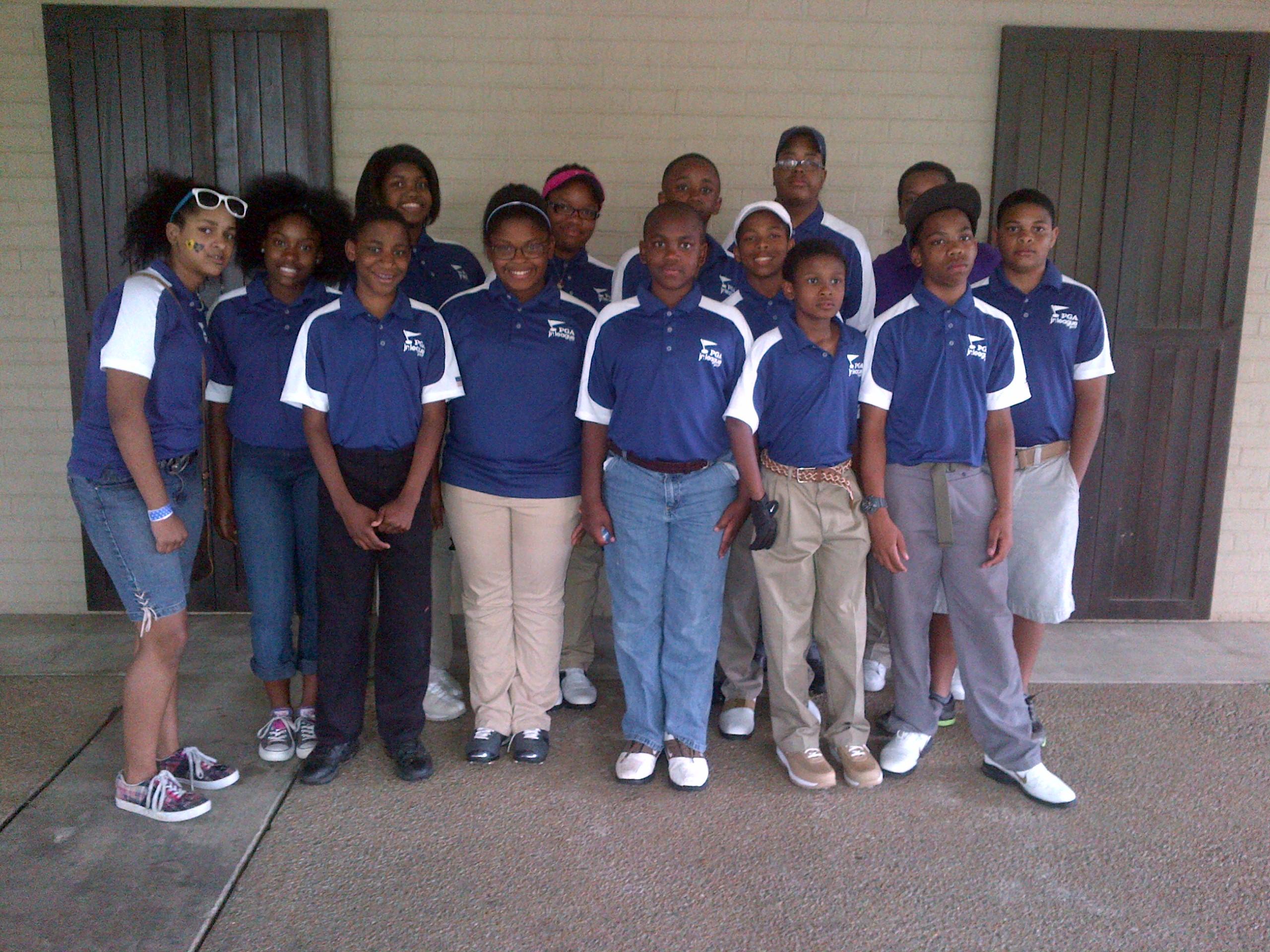 MAM golf program promotes fitness, spiritual growth, fun