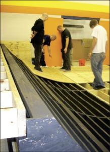 Building Ramp