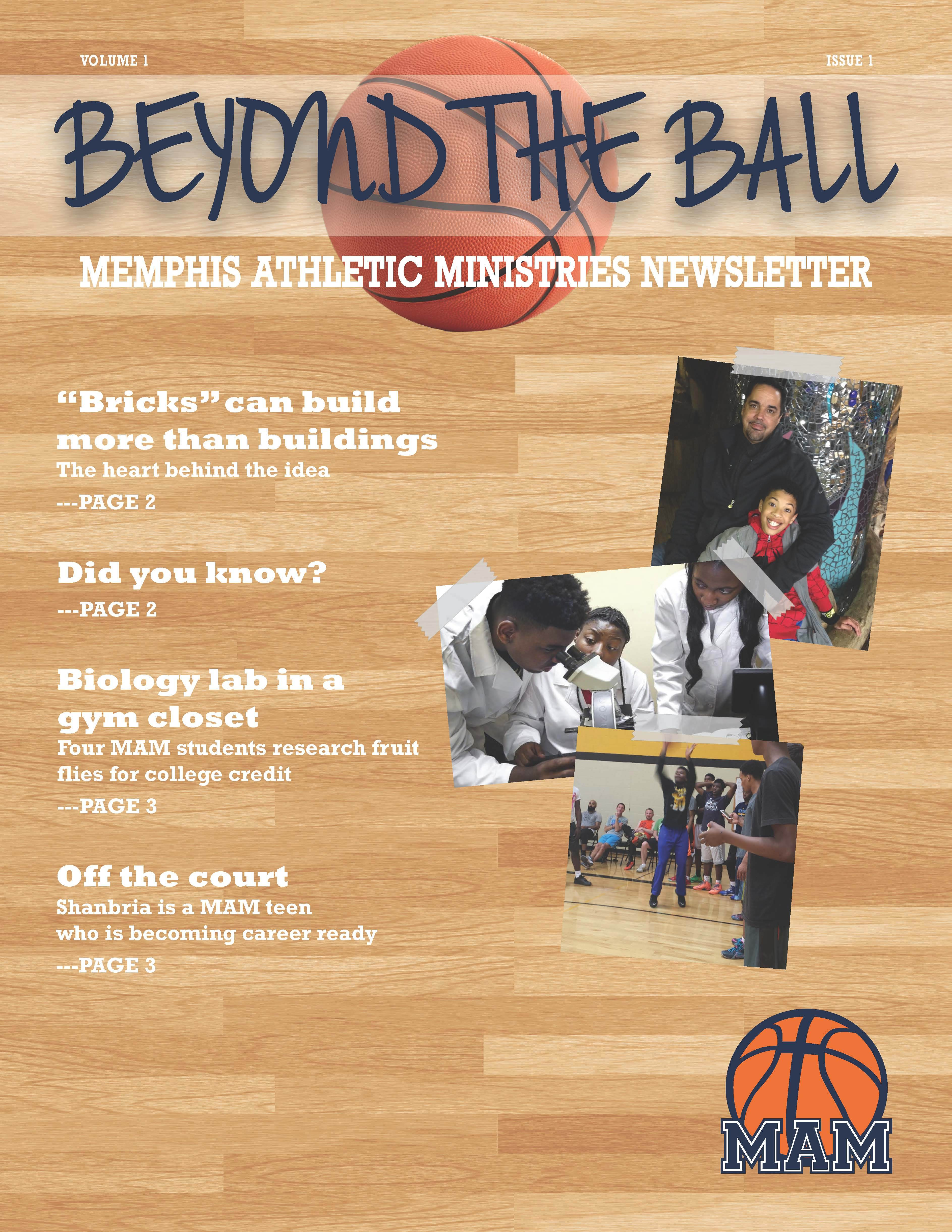 Beyond The Ball, Vol. I, Issue I