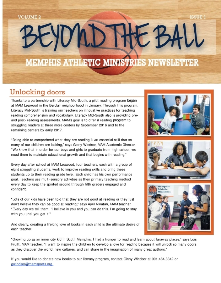 Beyond the Ball, Vol. 2, Issue 1