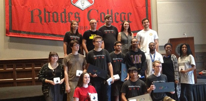 Rhodes Hack-a-Thon Delivers for Memphis Nonprofits