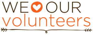 WeLoveOurVolunteers