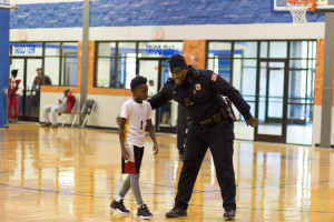 MPD officers are PALs with MAM youth