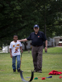 Local 24 Founder's Day of Caring: Golfing with Memphis Athletic Ministries
