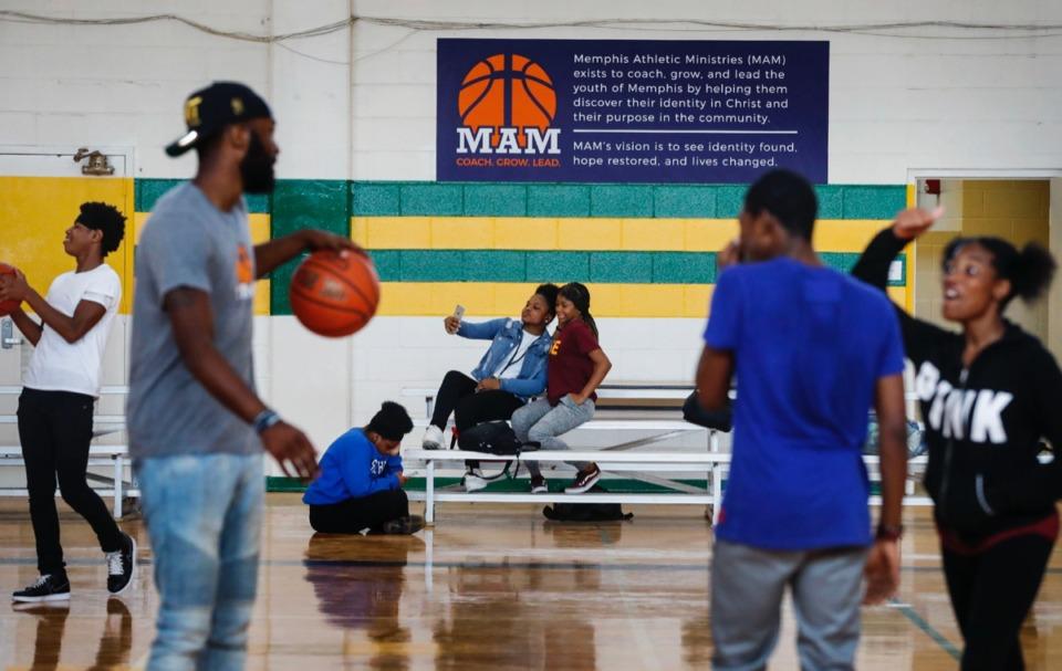 MLK Prep, Memphis Athletic Ministries open new community gym in Frayser