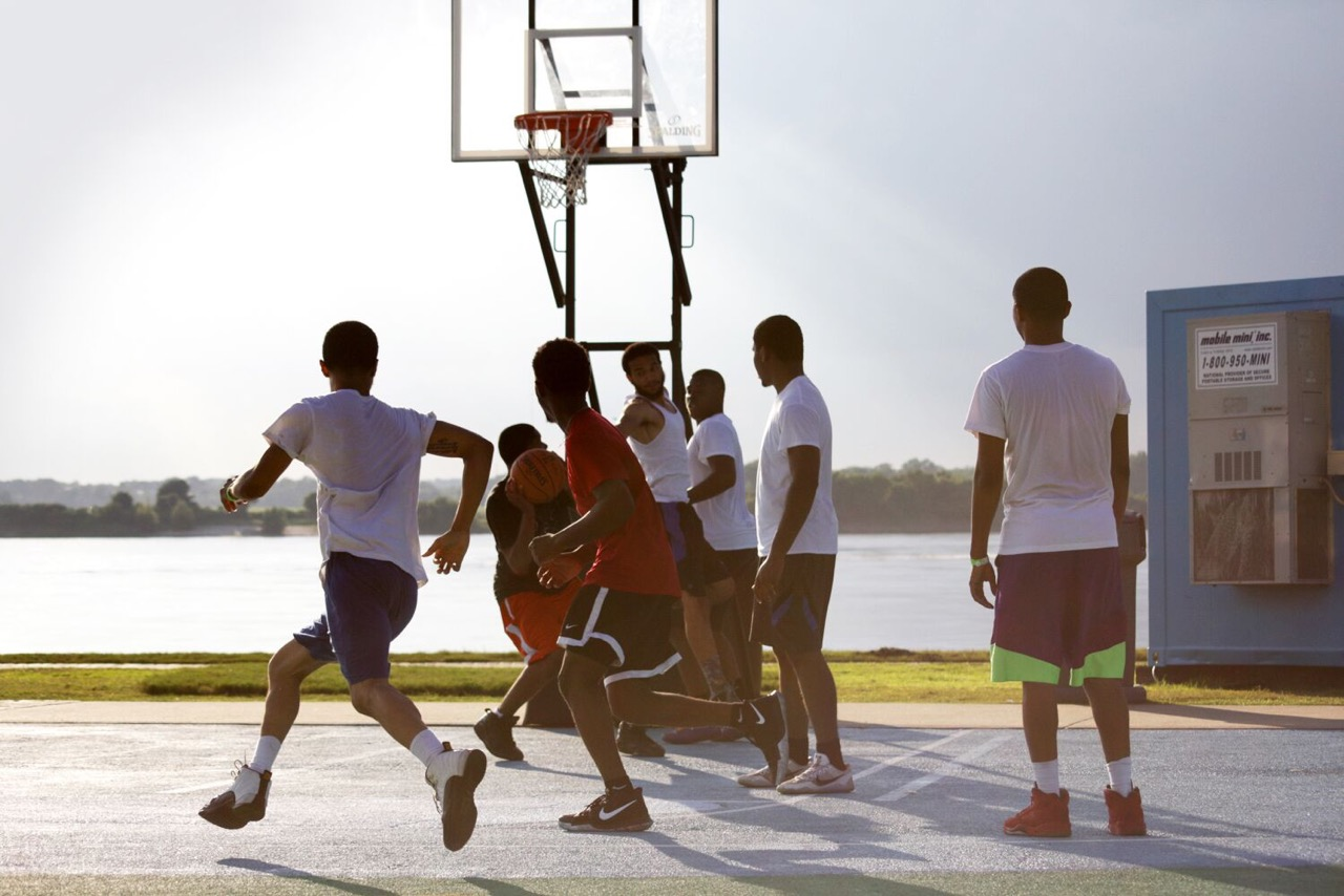 Community-Wide 3-on-3 Basketball Tournament at the Memphis River Parks