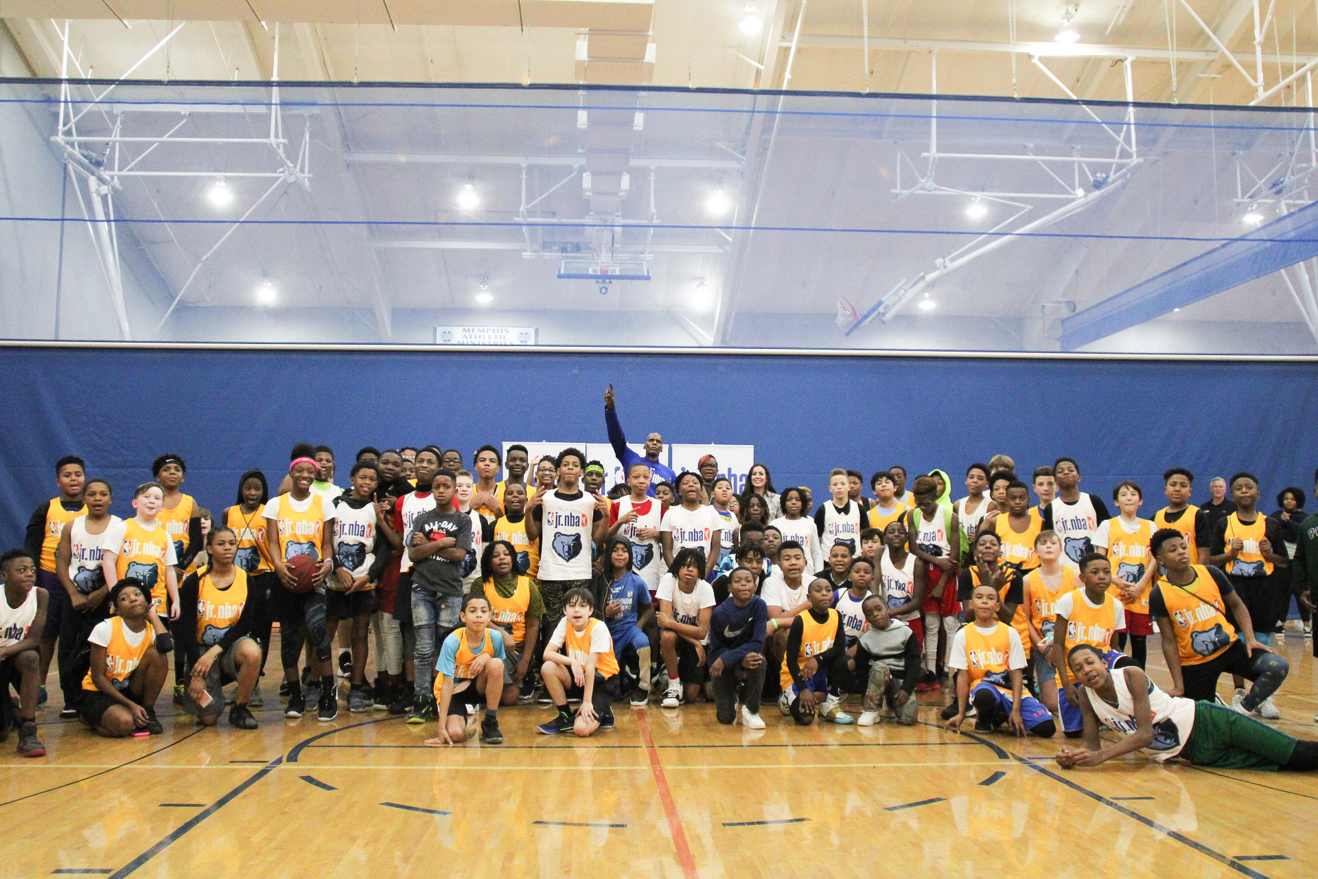 Memphis Grizzlies Host 4th Annual Basketball Tournament