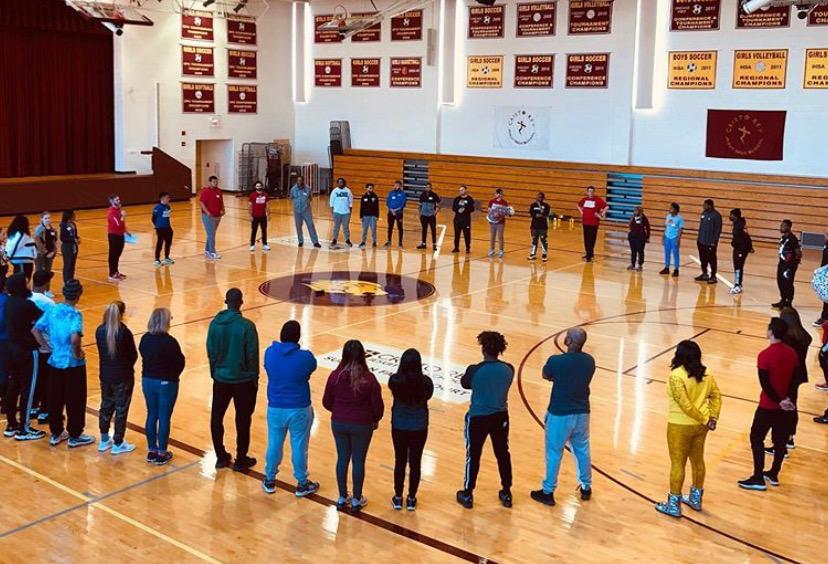 MAM Coaches Attend Up2Us Coach Training Institute
