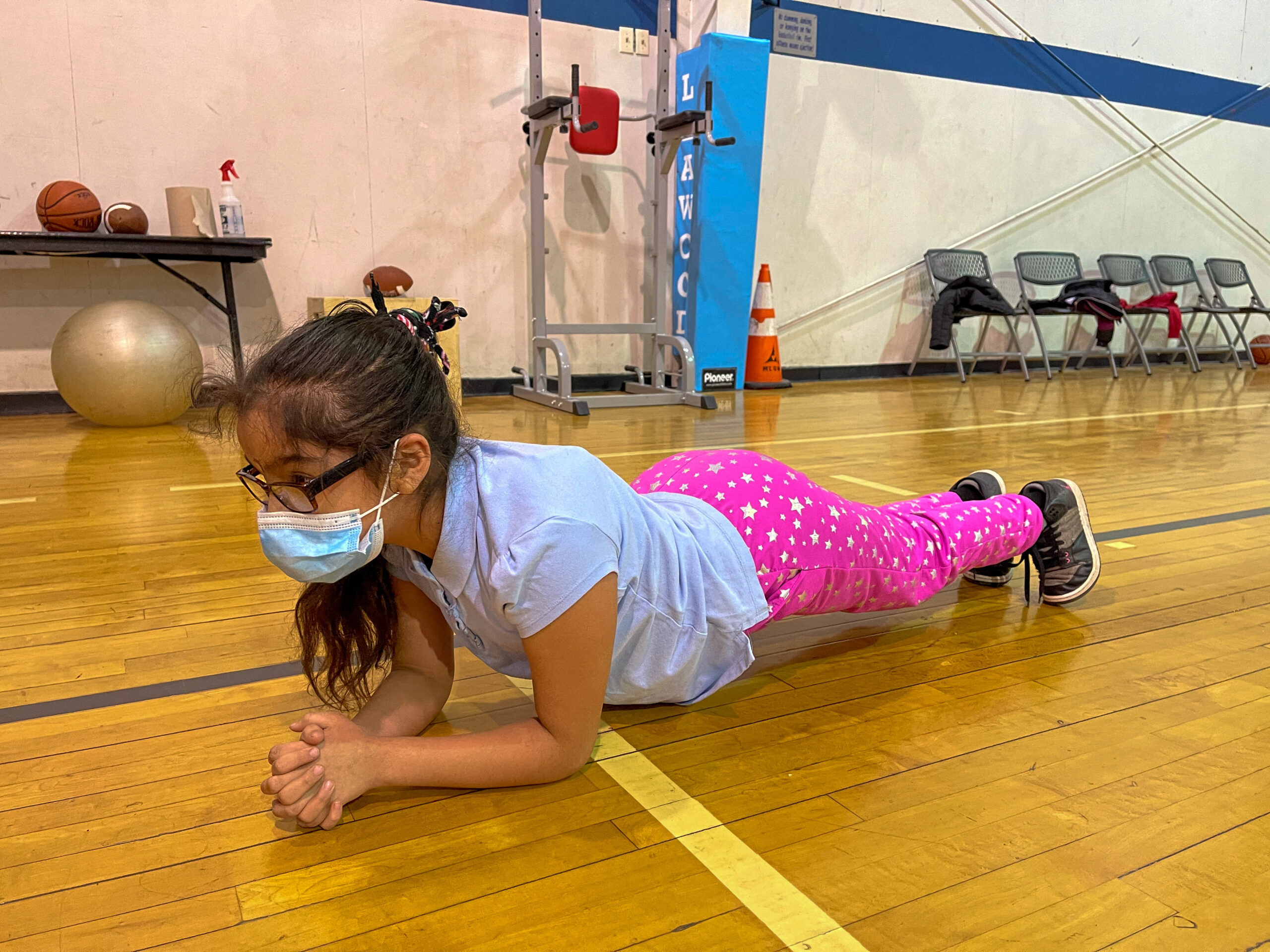Physical Fitness Challenge